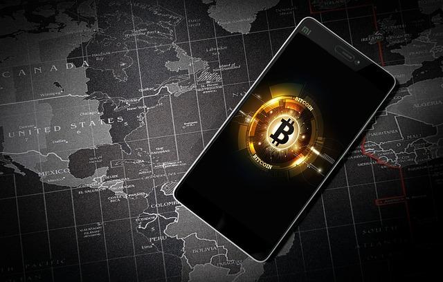 bitcoin v mobilu