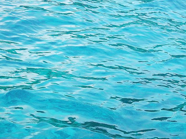 moře vody