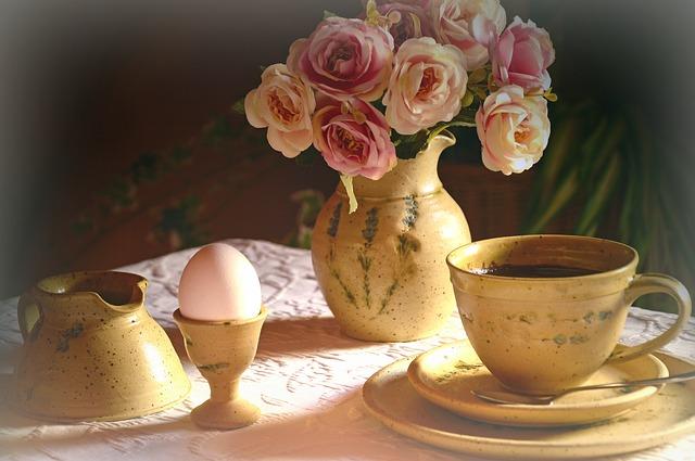 Keramika – ruční práce