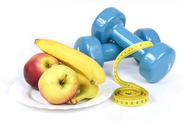 Činky a ovoce