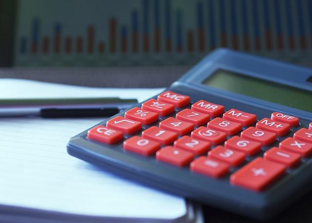 kalkulace financí