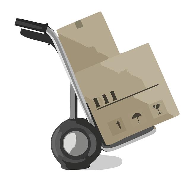 dovoz nábytku
